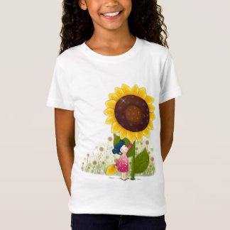 Sunflower Girl Shirt