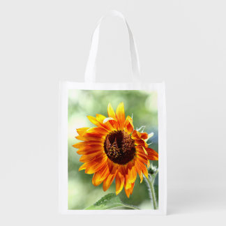 Sunflower Grocery Bags