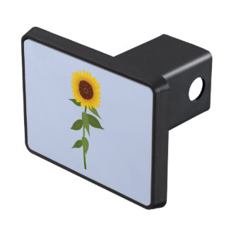 Sunflower Hitch Cover