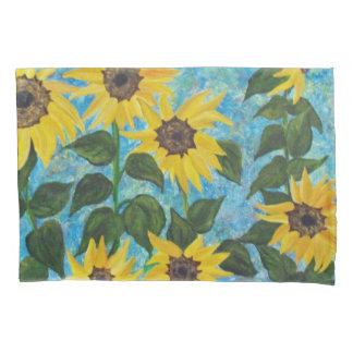 Sunflower Impressions Pillowcase