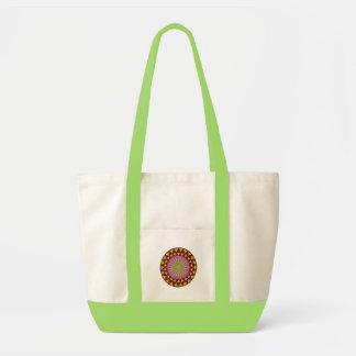 sunflower impulse tote bag