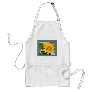 Sunflower In Bloom Apron