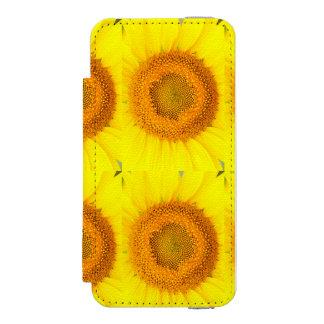 Sunflower Incipio Watson iPhone 5 Wallet Case Incipio Watson™ iPhone 5 Wallet Case