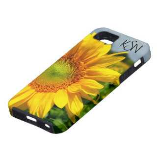 Sunflower iPhone 5 case - Customized