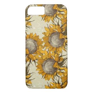Sunflower Iphone 7 Phone Case