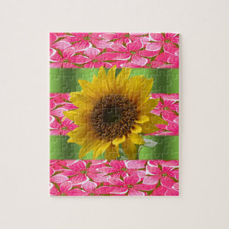 Sunflower Jigsaw Puzzle