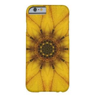 sunflower kaleidoscope barely there iPhone 6 case