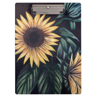 Sunflower Life Clipboard