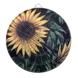 Sunflower Life Dartboard