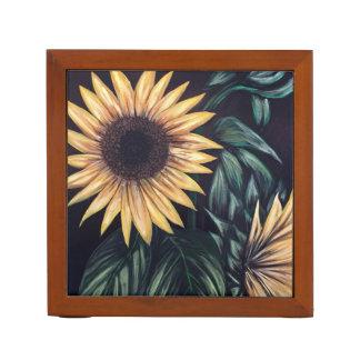 Sunflower Life Desk Organizer
