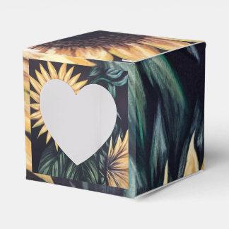 Sunflower Life Favor Box