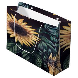 Sunflower Life Large Gift Bag