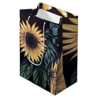 Sunflower Life Medium Gift Bag