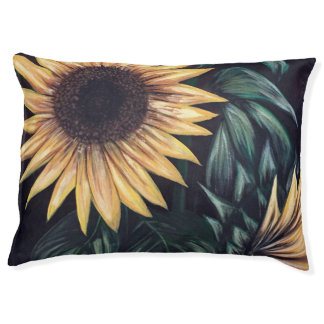 Sunflower Life Pet Bed