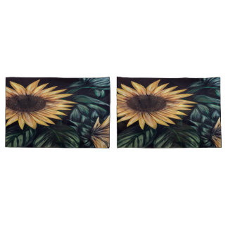Sunflower Life Pillowcase
