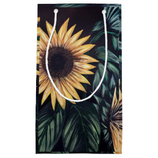 Sunflower Life Small Gift Bag