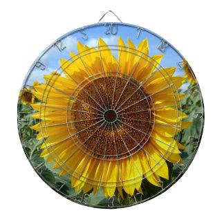 Sunflower Metal Cage Dartboard