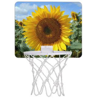 Sunflower Mini Basketball Hoop