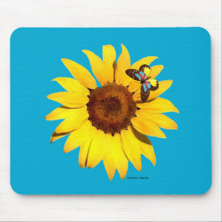"""Sunflower"" Mousepad"