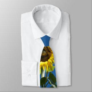 Sunflower Necktie
