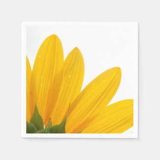 Sunflower Paper Napkins