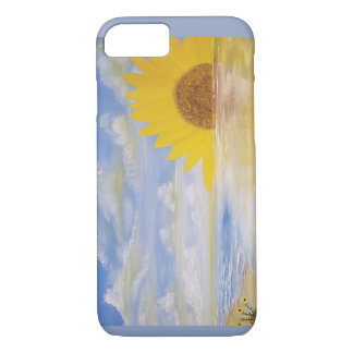Sunflower phone iPhone 8/7 case