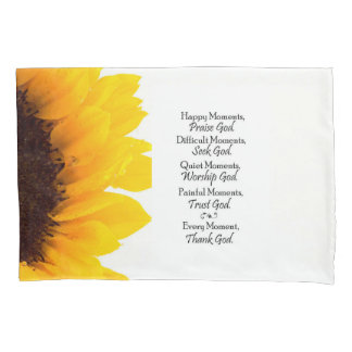 Sunflower pillow case... pillowcase