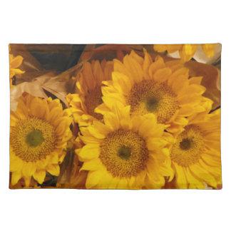 Sunflower Place Mats