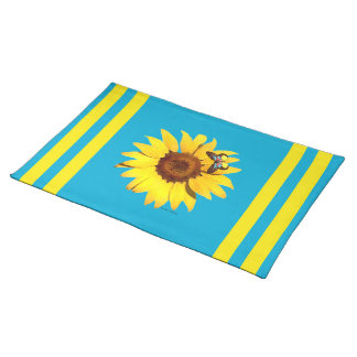 """""""Sunflower"""" Placemat"""