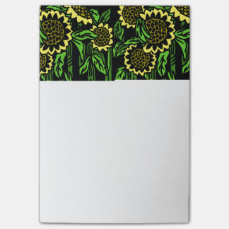 Sunflower Post-it® Notes
