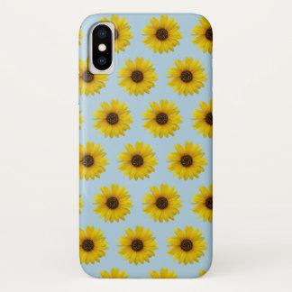Sunflower Power iPhone X Case 2