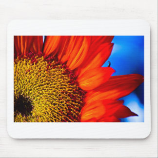 Sunflower Power Mouse Pad