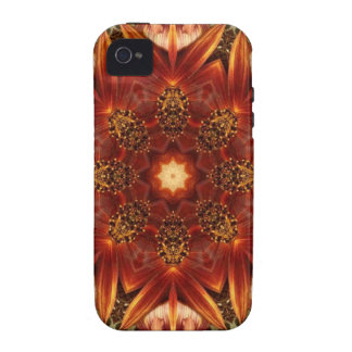 Sunflower Psyche Case For The iPhone 4