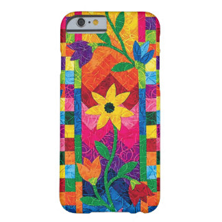 Sunflower Quilt iPhone 6 Case