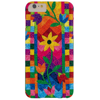 Sunflower Quilt iPhone 6 Plus Case