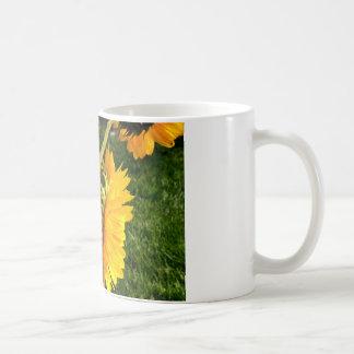 Sunflower Radiance Coffee Mug