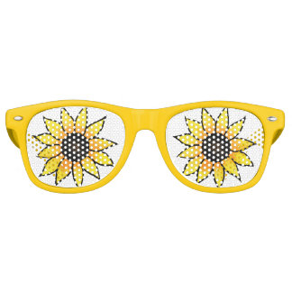 Sunflower Retro Sunglasses