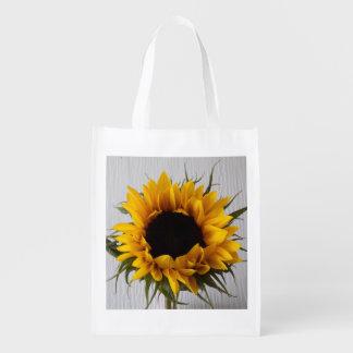 Sunflower Reuseable Bag