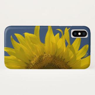 Sunflower Rising iPhone X Case