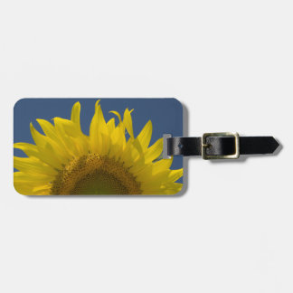 Sunflower Rising Luggage Tag