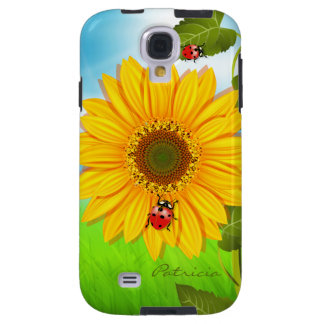 Sunflower Samsung Galaxy  S4 Case