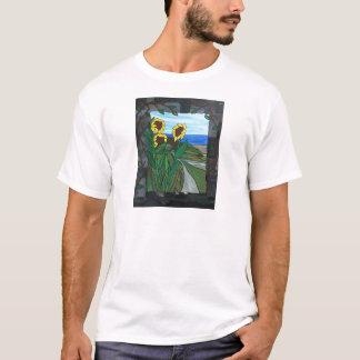 Sunflower seascape T-Shirt