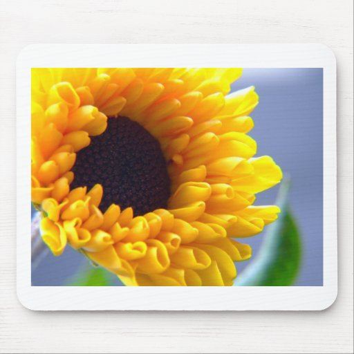 Sunflower Seasonal Inspirationals Mouse Pad