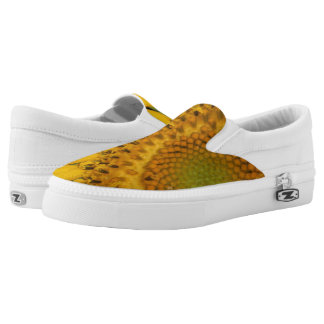 Sunflower Secrets Z slipons Slip-On Sneakers