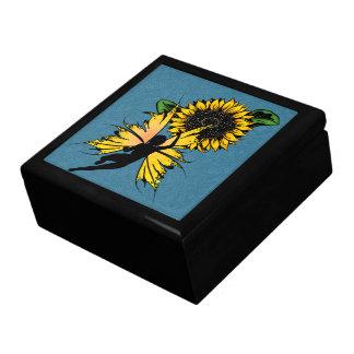 Sunflower Shadow Fairy Gift Box