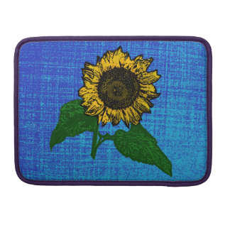 sunflower sleeve for MacBooks