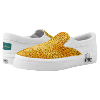 Sunflower Slip-On Sneakers