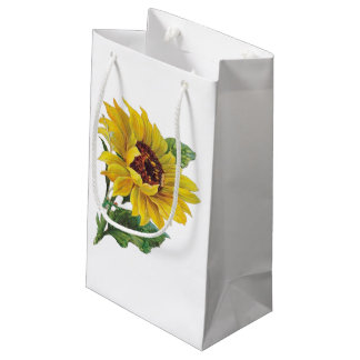 Sunflower Small Gift Bag
