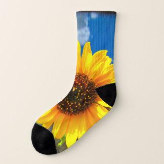 Sunflower Socks 1
