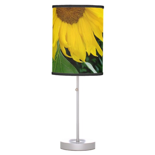 Sunflower Solo Table Lamps